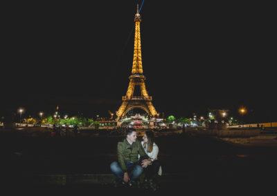 Preboda en Paris, Cris & Chuchi
