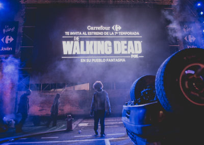 Estreno 7º temporada The  Walking Dead